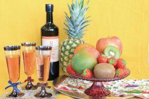 栄養素豊富なフルーツで免疫力アップ!